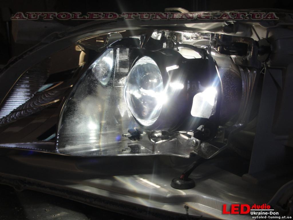 Замена фары тойота авенсис - Ремонт фар головного освещения часть 1 бортжурнал Toyota